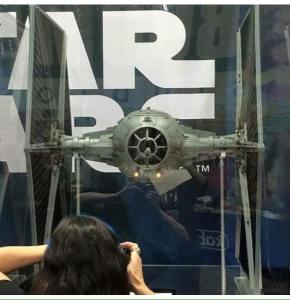 Hot Toys Tie Fighter (1)