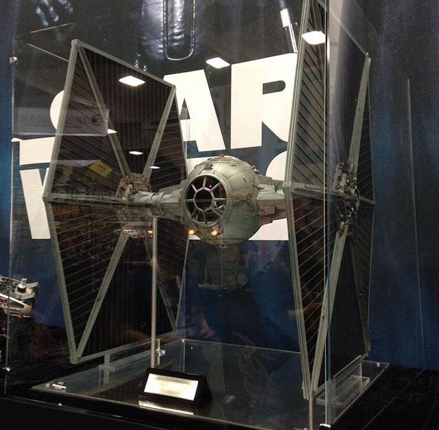 Hot Toys 1/6th Scale Tie Fighter SDCC 2015