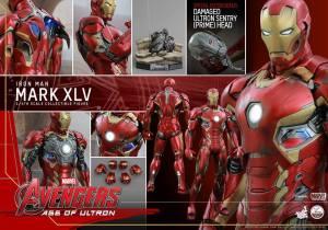 Iron Man Mark XLV (2)