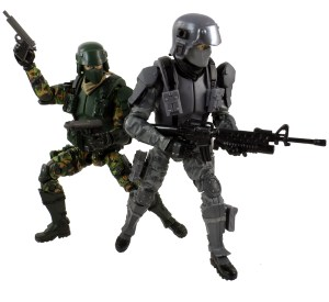 Marauder Task Force 30 Action