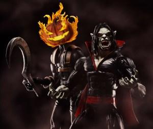 Morbius Jack O Lantern