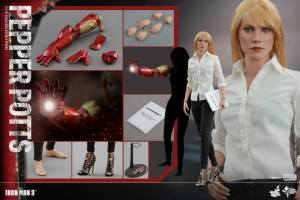 Pepper Potts Collectible Figure (1)