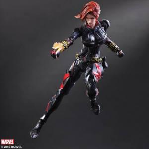Play Arts Variant Black Widow