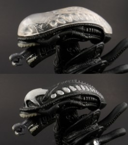 Alien Minimates Head and Dome