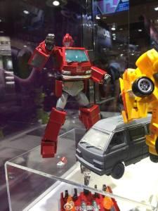 Takara Transformers (2) - Wonderfest 2015