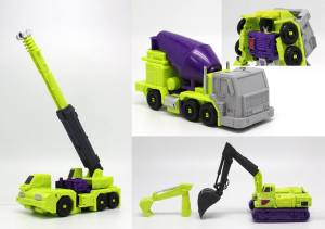 Upgrade kits for CW Devastator (5)