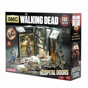 Walking-Dead-Building-Sets-Hospital-Doors-1