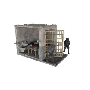 Walking-Dead-Building-Sets-Lower-Prison-Cell-2