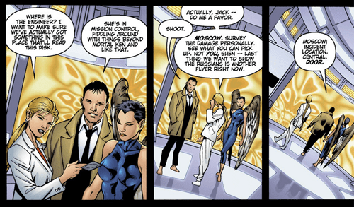 The Authority #1 p11