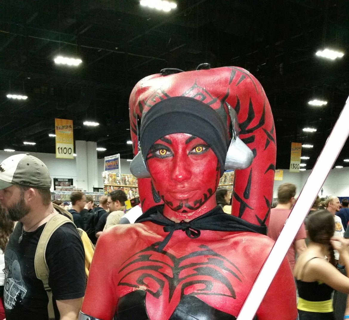 Cosplay Sunday- Tampa Bay Comic Con