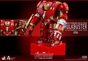 Avengers AOU Hulkbuster (Jackhammer Arm Ver) Artist Mix (4)