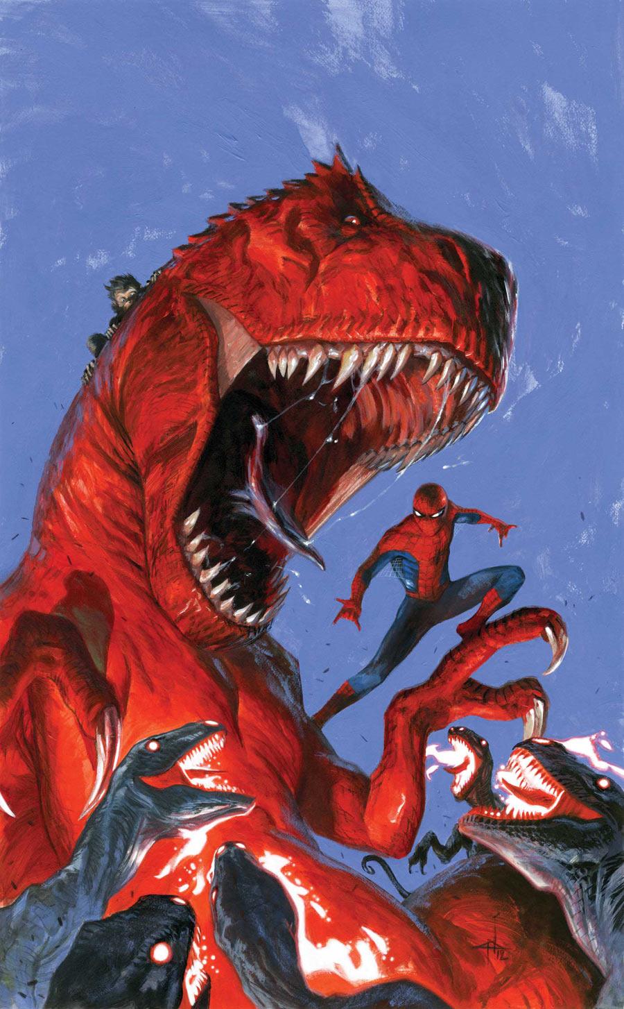 Devil Dinosaur: Needless Character Analysis