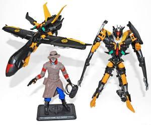 GI Joe-Transformers Club Exclusives