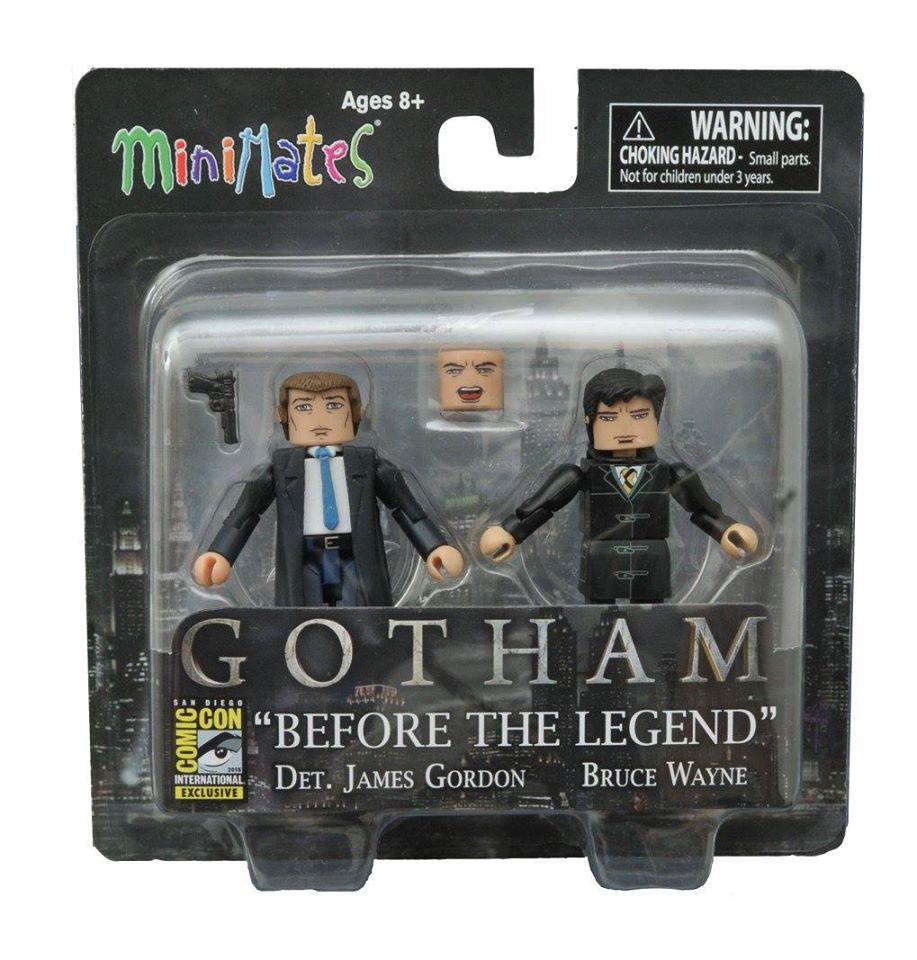 SDCC Diamond Select Toys Exclusives are online!