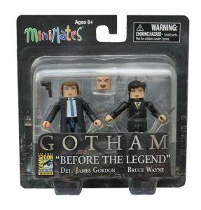 SDCC DST Exclusive Gotham Minimates