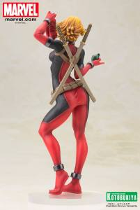 Lady Deadpool Bishoujo Statue (8)