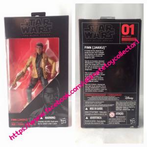 Star Wars Ep 7 Black Series