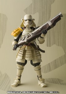 Teppou Ashigaru Sandtrooper (8)