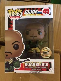 Funko GI Joe Roadblock