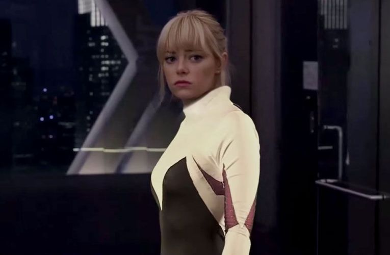 Spider-Gwen Trailer Shows Us Emma Stone As Spider-Woman