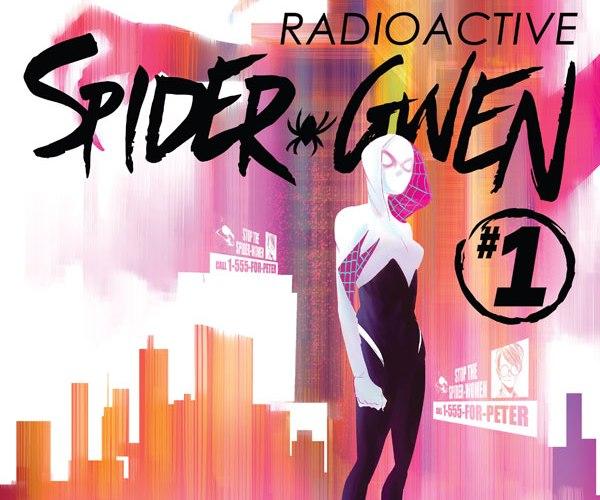 Spider Gwen Volume 2 #1 Review