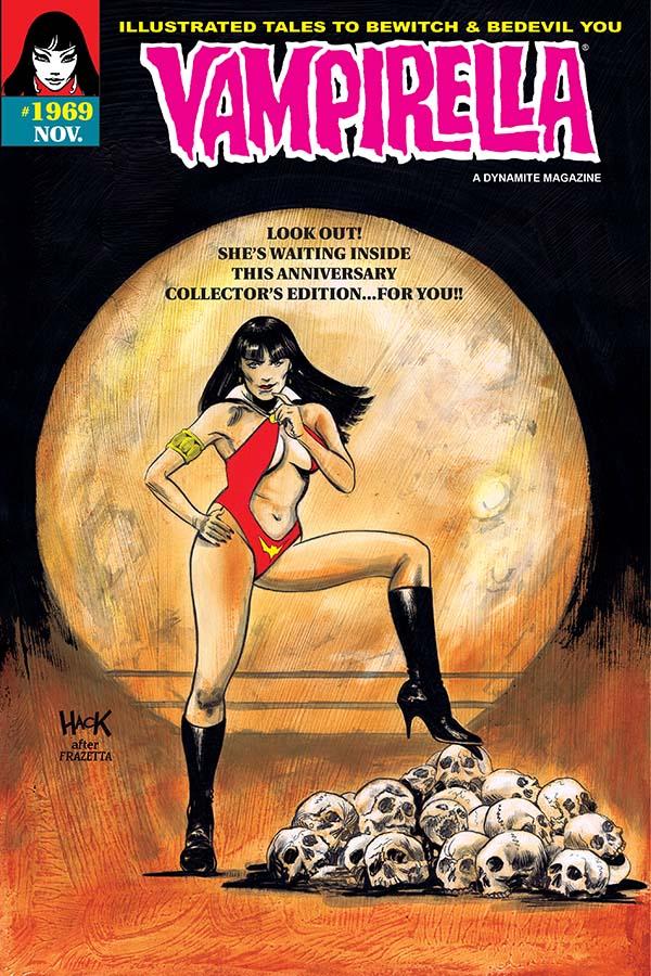 Vampirella 1969: Preview