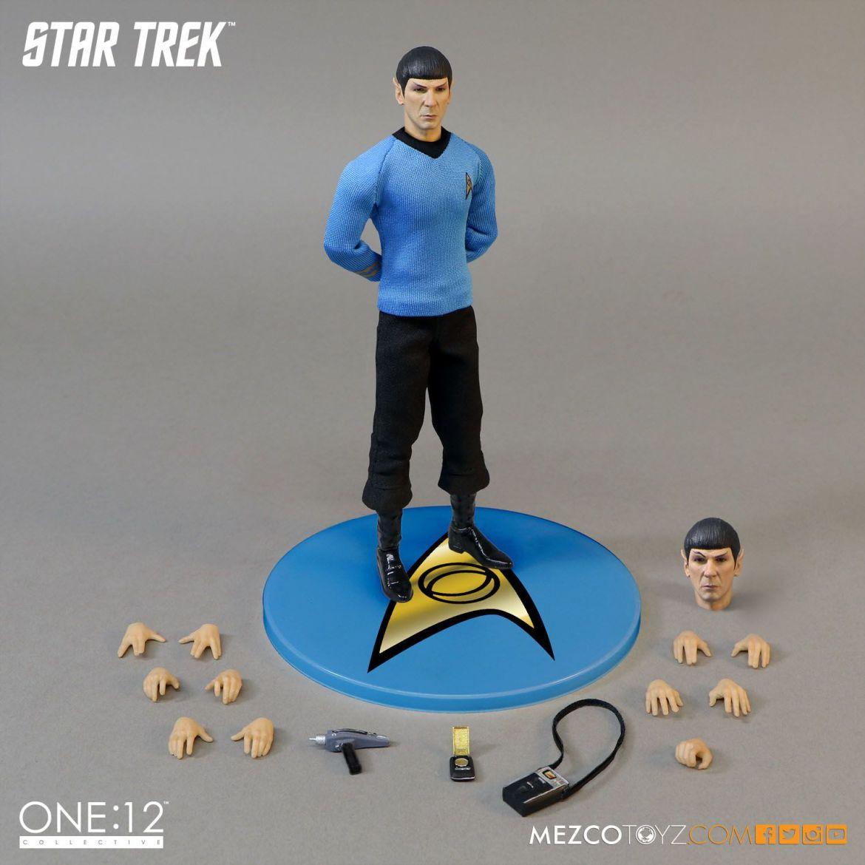 One 12 Collective Star Trek Spock
