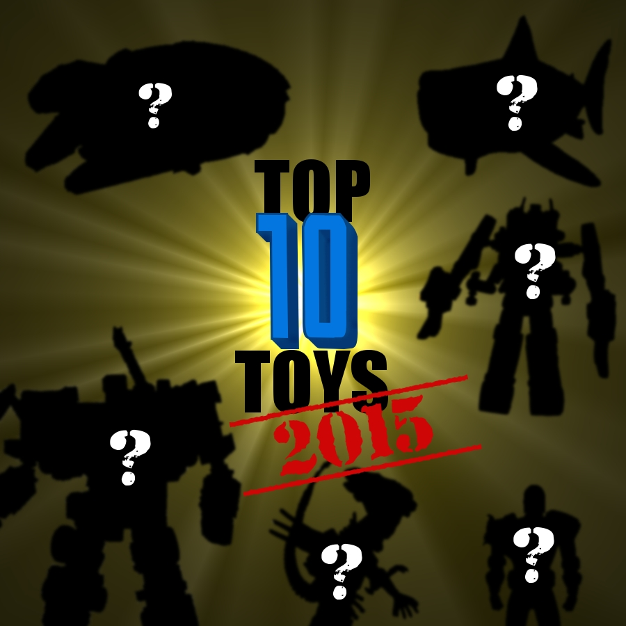Top 10 Toys and Toy Lines of 2015