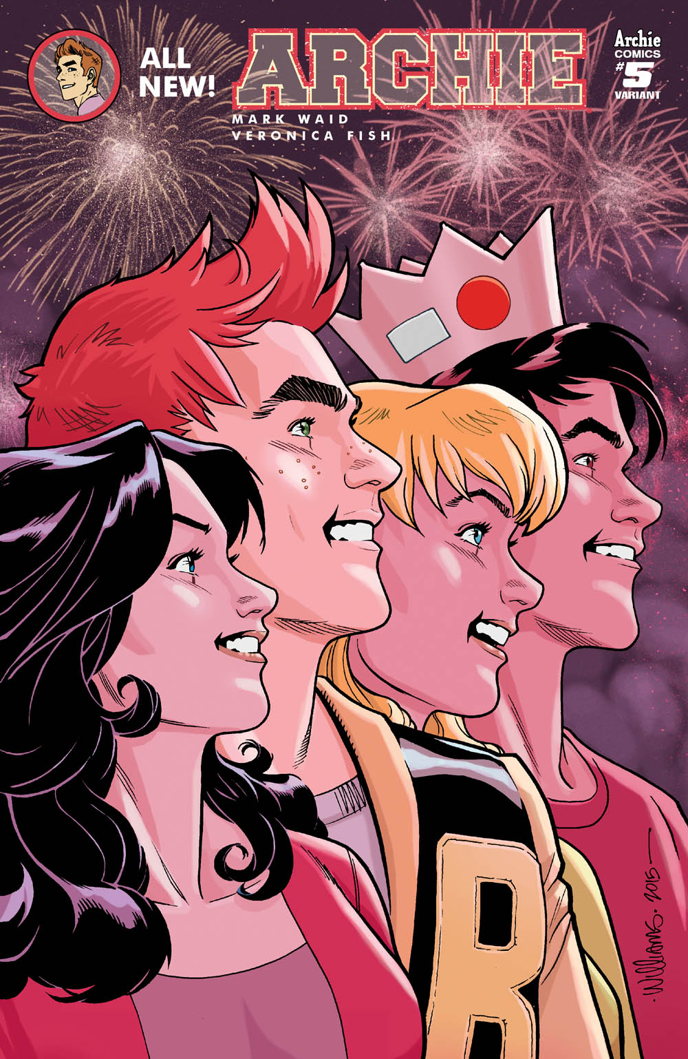 Archie #5 Preview