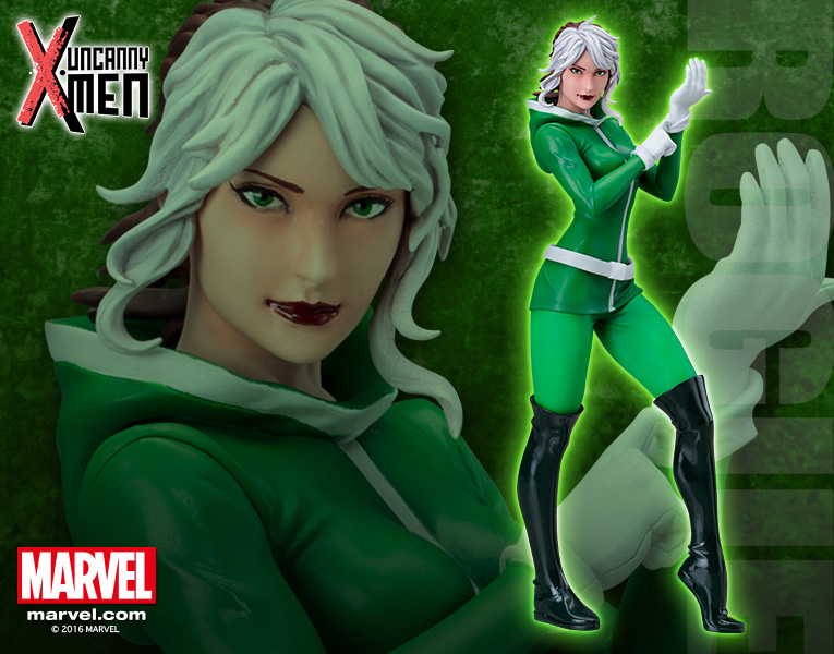 New ArtFX Marvel Now Rogue Statue