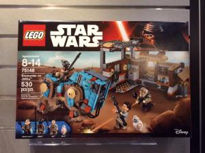 Toy Fair 2016 Lego 10