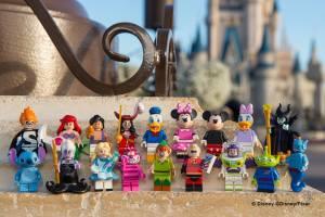 Lego Disney Minifig 01