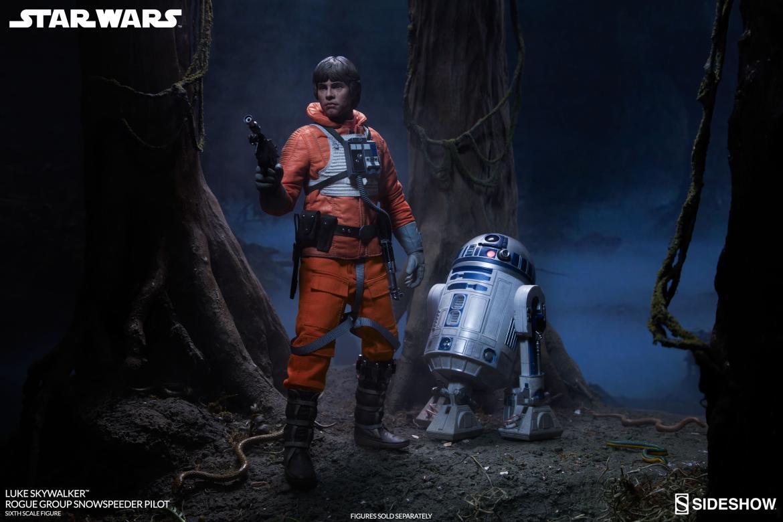 Luke Skywalker Snowspeeder Pilot