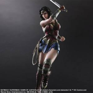 Play Arts KAI - Wonder Woman (7)