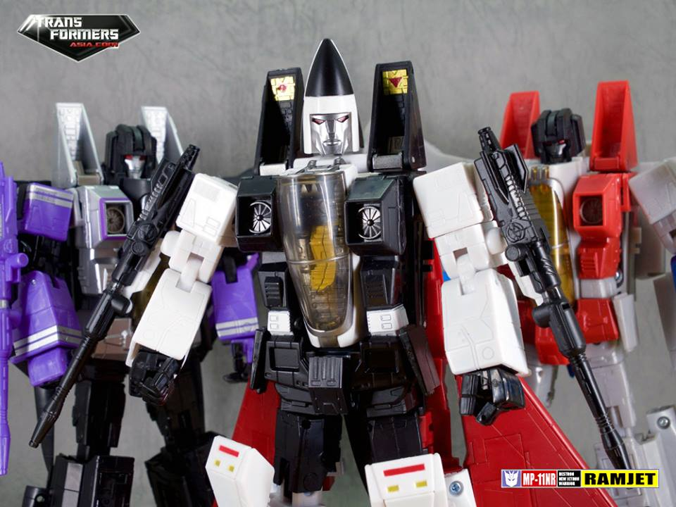 MP-11NR Ramjet- New Images