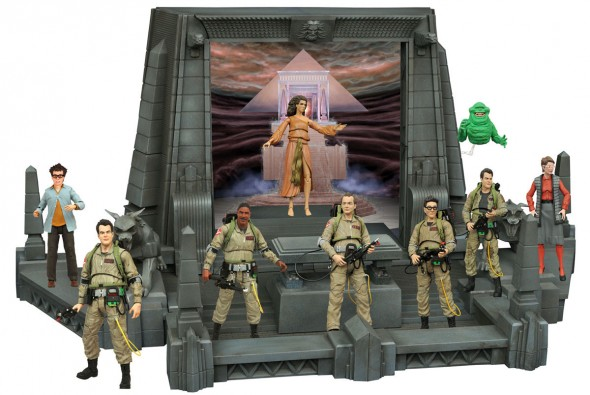 DST Ghostbusters Releases