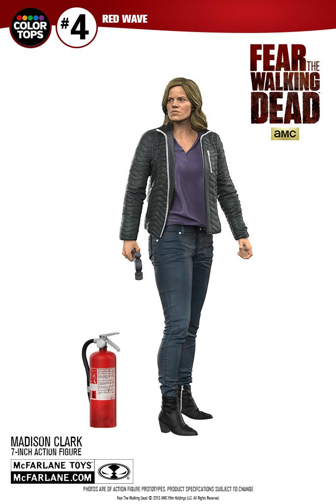 McFarlane Previews Fear The Walking Dead Madison Figure