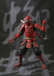 Samurai Spider-Man  (2)
