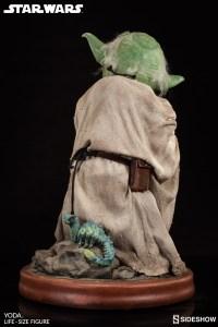 Yoda Life-Size Statue (4)