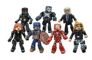 Civil War Minimates 02