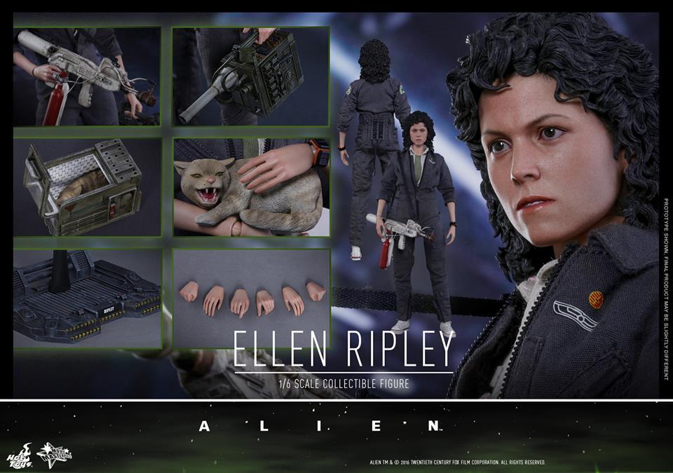 Alien – 1/6th scale Ellen Ripley Collectible Figure