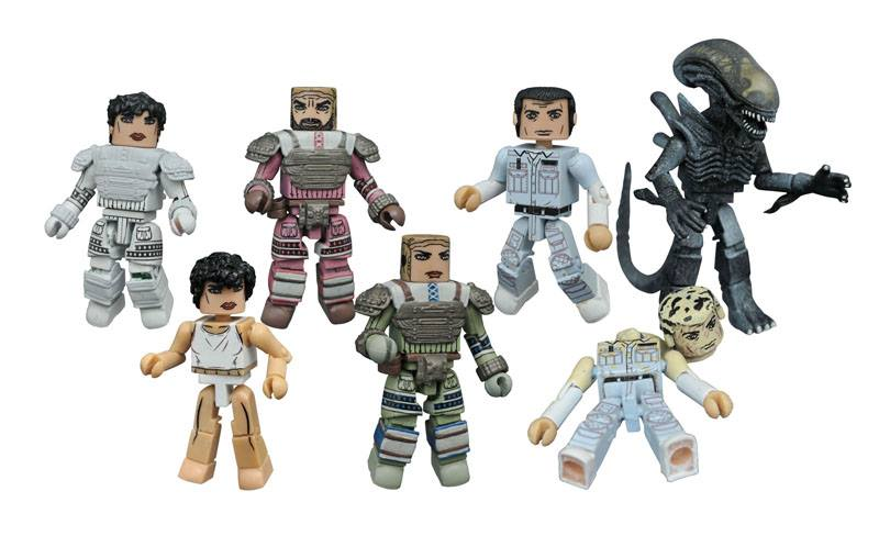Aliens Minimates Series 3