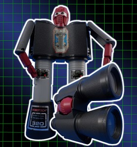 Robotech Binoculars 007