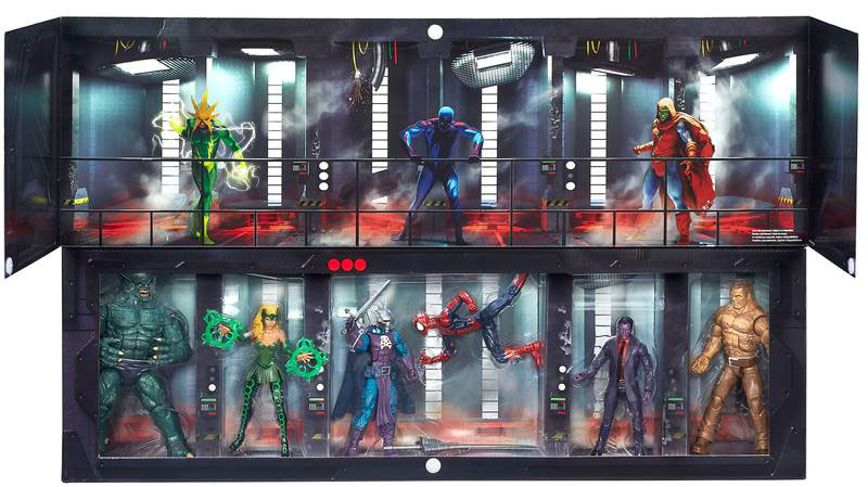 SDCC 2016 Marvel Legends The Raft Box Set