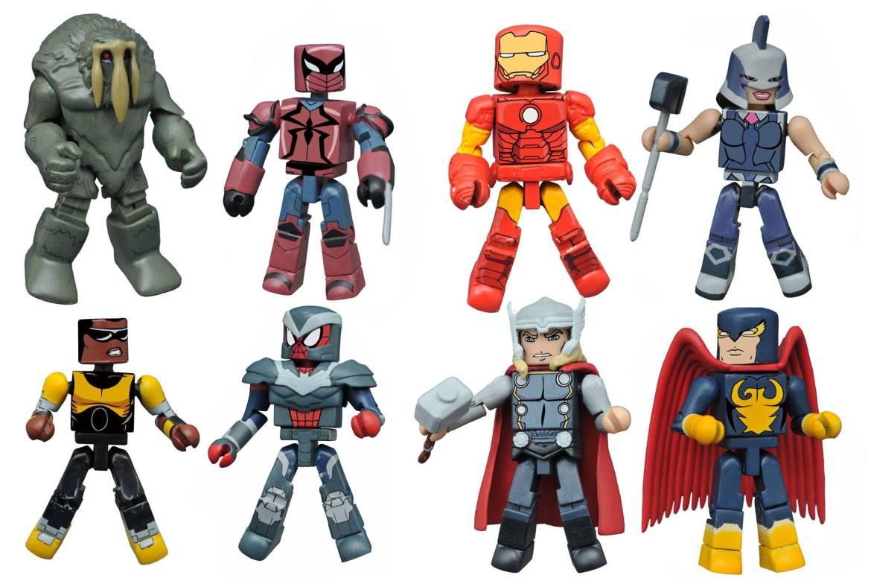 Marvel Animated Minimates Series 2.5