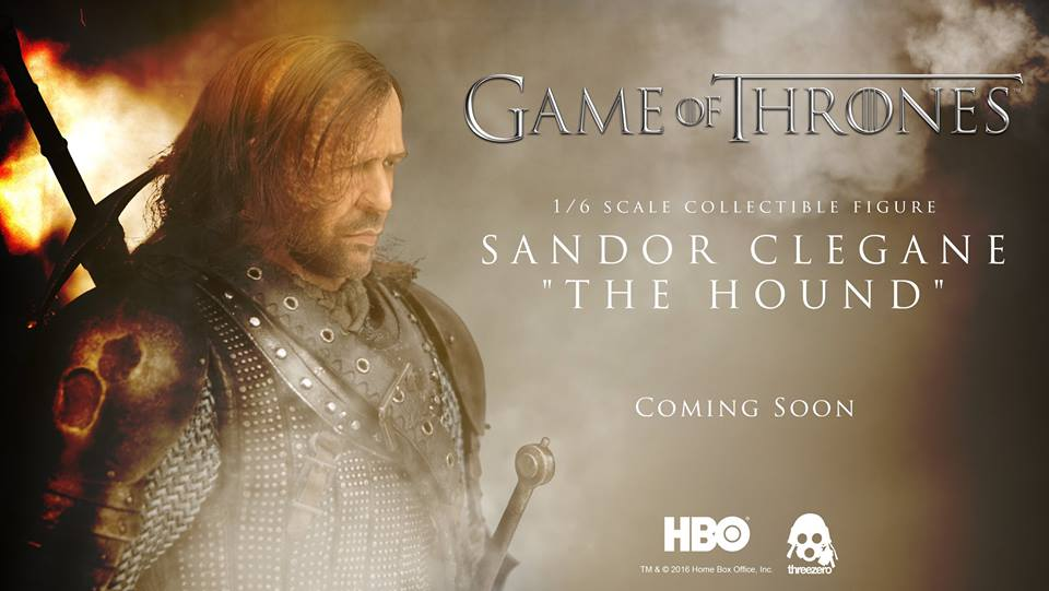 Game of Thrones The Hound 1/6 Scale Figure