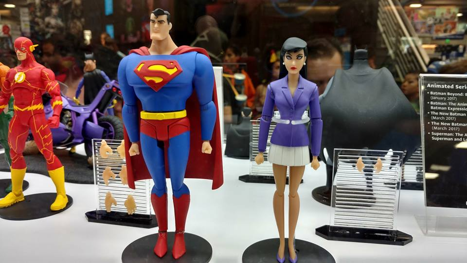DC Collectibles SDCC 2016