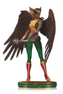DCC-DC-Cover-Girls-Hawkgirl-Statue