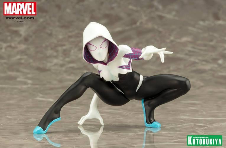 Spider-Gwen Kotobukiya Statue