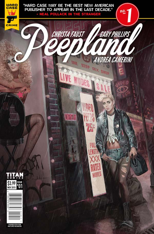 Peepland #1 Preview